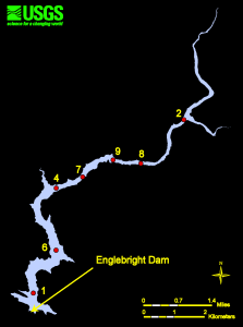 Englebright Lake Drilling Project 2