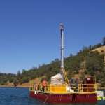 Englebright Lake Drilling Project 3