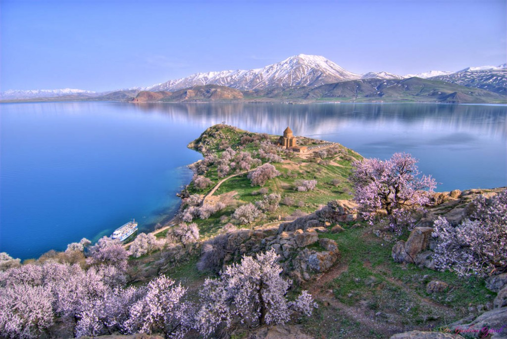 Lake Van project, located in Ahlat, Turkey