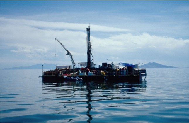 Offshore Geotechnical Drilling Company, Bonneville Basin Drilling Company