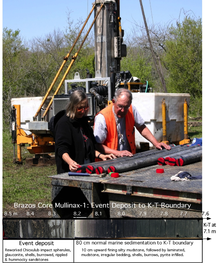 Brazos River, TX Drilling
