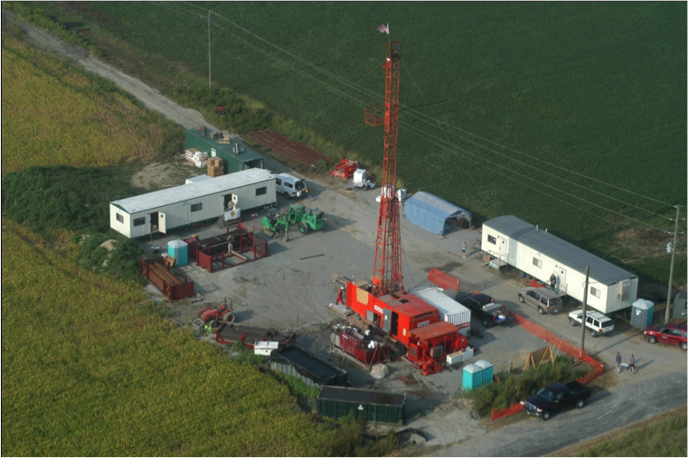 Chesapeake Bay Impact Scientific Core Drilling Services