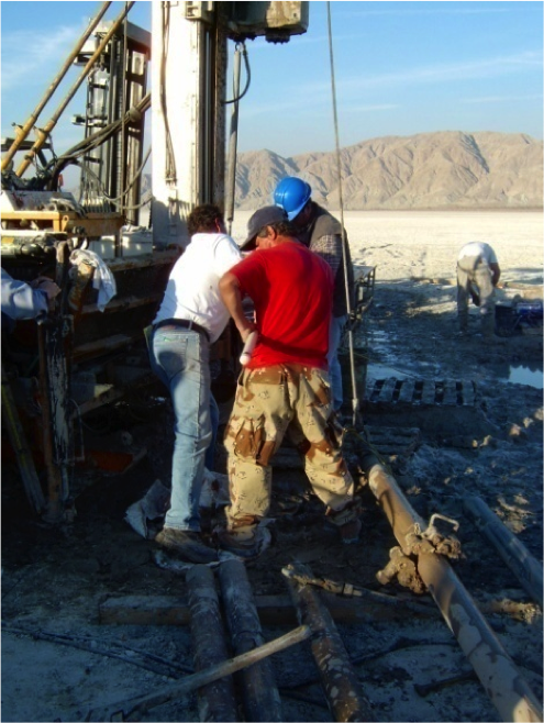 Colorado River Drilling1