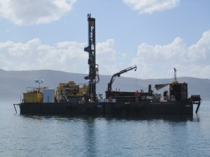 SCIENTIFIC DRILLING SERVICES DLDS - Ohrid