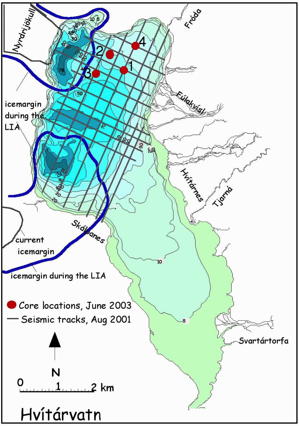 Iceland Lakes Drilling1