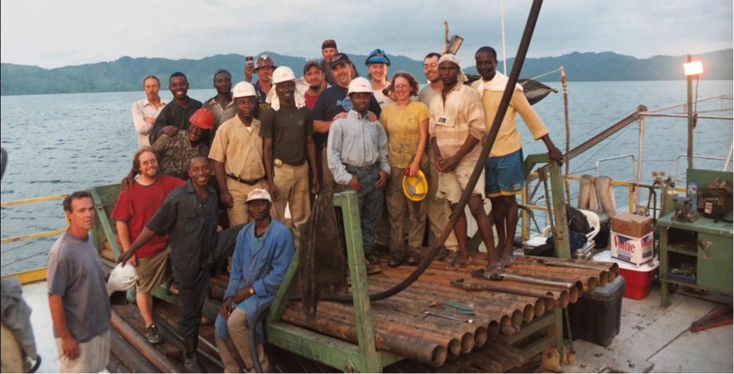 Lake Bosumtwi Scientific Core Drilling Services Project