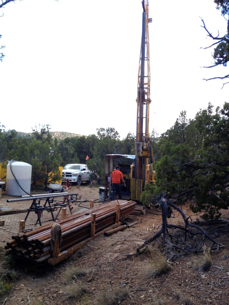 Mineral Exploration Drilling Services
