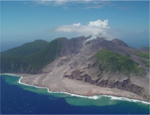 Soufriere Hill Volcano