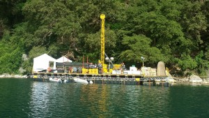 Lake Challa Scientific Drilling Project