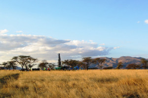 Olorgesailie, Kenya Environmental Drilling Project
